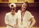 """Missy Franklin Gushes Over """"Genuine"""" Justin Bieber"""