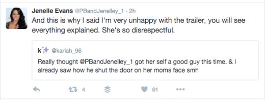 Jenelle not happy with Teen Mom 2 trailer - tweet