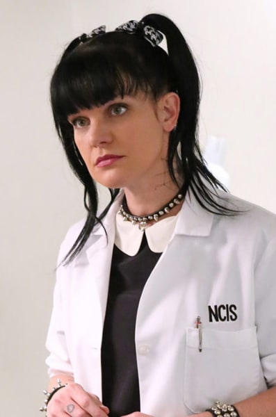 Pauley Perrette on Season 15