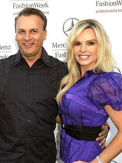 Tamra and Simon Barney