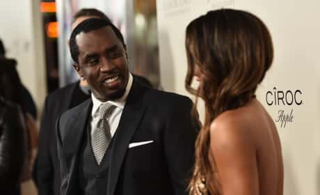Diddy and Cassie Pic