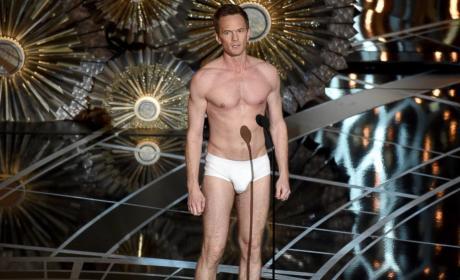 Neil Patrick Harris Shirtless