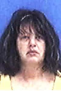 Lisa Mayfield Mug Shot