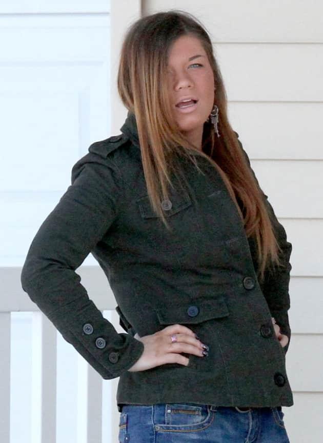 Teen Mom Amber Pic
