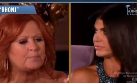 Caroline Manzo Versus Teresa Giudice!
