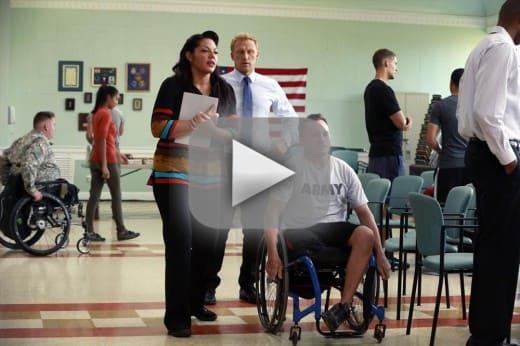 Greys Anatomy Season 11 Episode 3 Recap Fight Night The