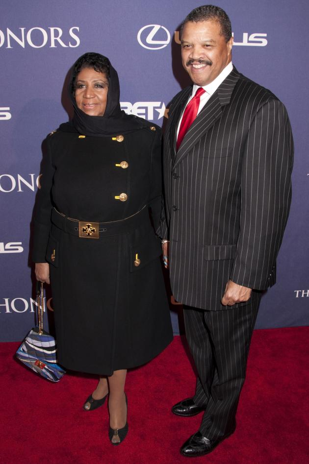 Aretha Franklin and William Wilkerson