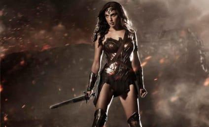 Gal Gadot as Wonder Woman: First Look!