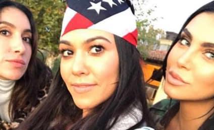 Younes Bendjima: Allegedly Banging Kourtney Kardashian!