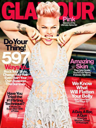 Pink Glamour Cover
