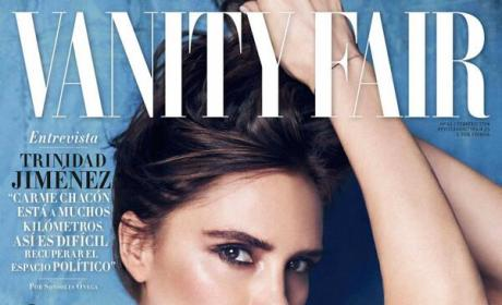 Victoria Beckham in Vanity Fair Spain
