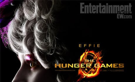 Effie Trinket Poster