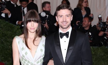 Jessica Biel Shows Off Engagement Ring, Justin Timberlake at MET Gala