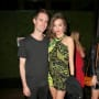 Evan Spiegel and Miranda Kerr Pic