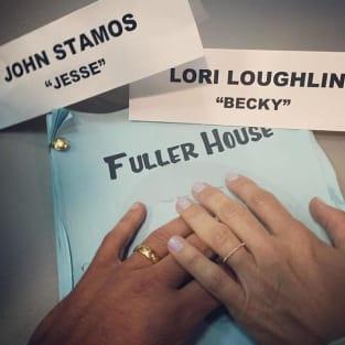 John Stamos, Lori Loughlin Image