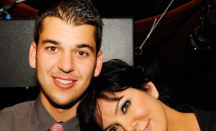 Kris Jenner Sends Signal That She's DONE With Rob Kardashian!