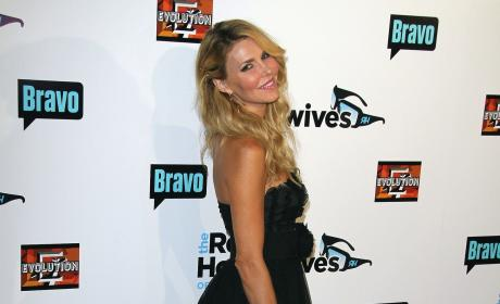 Brandi Glanville Red Carpet Pic