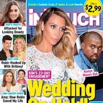 Kim-Kanye Wedding Cover