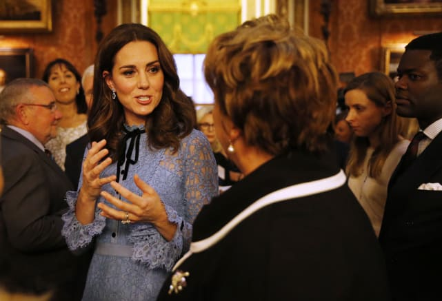 Kate at World Mental Health Day