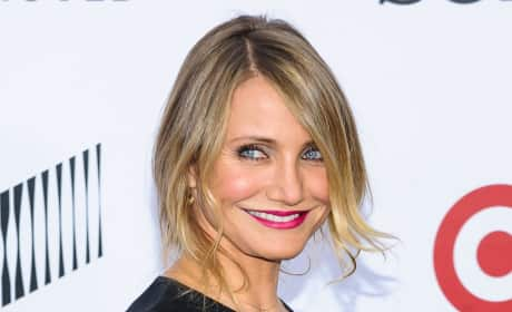 Cameron Diaz on the Red Carpet