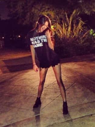 Kendall Jenner No Pants