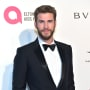 Liam Hemsworth in Tux