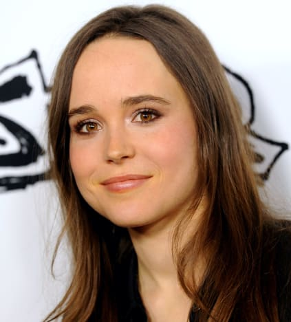 Ellen Page Transgender Reveal: Stars Shower Elliot Page with Love, Support