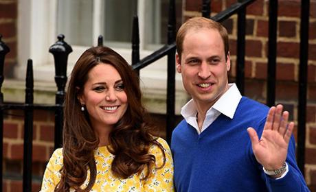 Parents of the Princess