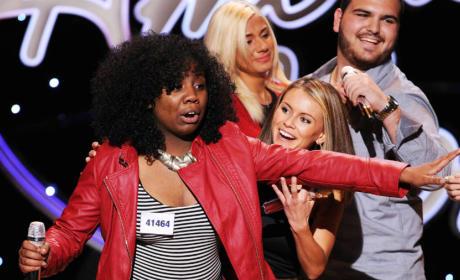 American Idol Season 14 Group Round