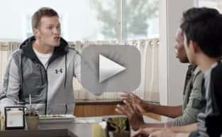 Tom Brady Mocks DeflateGate in This Foot Locker Ad