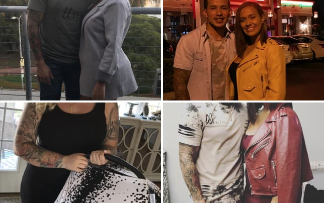 Javi marroquin and briana dejesus picture