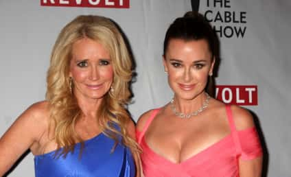 Kyle Richards to Kim Richards: You're on Your Own!