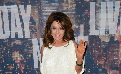 Sarah Palin at SNL 40
