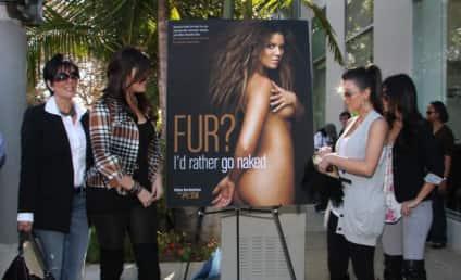 PETA: Kool with Khloe, Hating on Kim