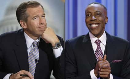 """Arsenio Hall BLASTS Brian Williams for """"Hijacking Valor"""" from Military"""