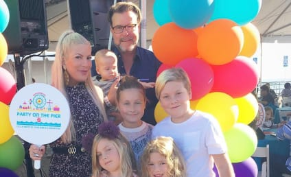 Tori Spelling: Could She Be Pregnant... AGAIN?!?
