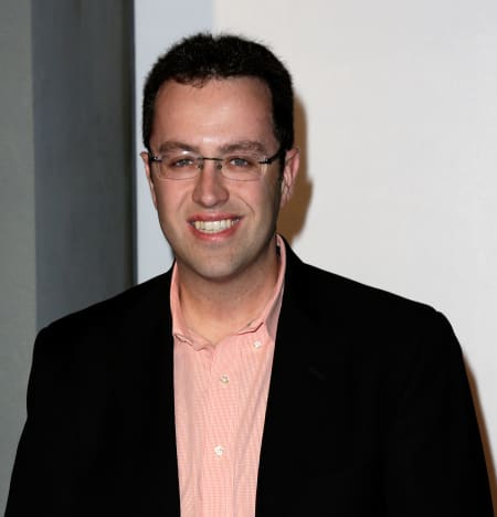 Jared Fogle: 'The Office' Series Finale Wrap Party