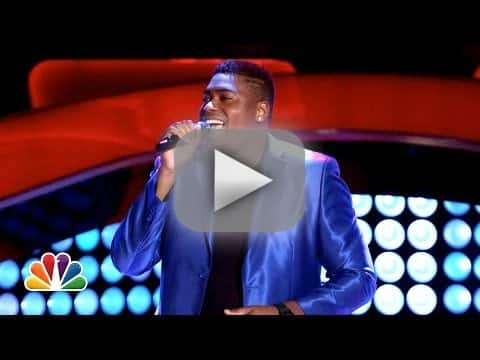 """T.J. Wilkins: """"Bennie and the Jets"""" (The Voice Audition)"""