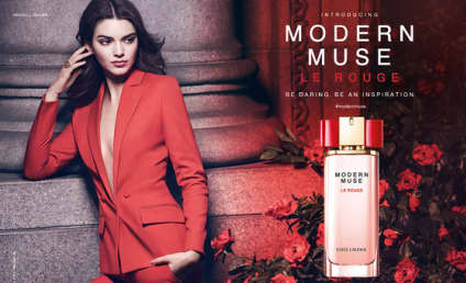 Go Behind the Scenes of Kendall Jenner's Estee Lauder Ad