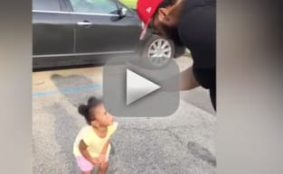 Little Girl Engages in Intense Counting Debate with Dad, Doesn't Believe in the Number 4