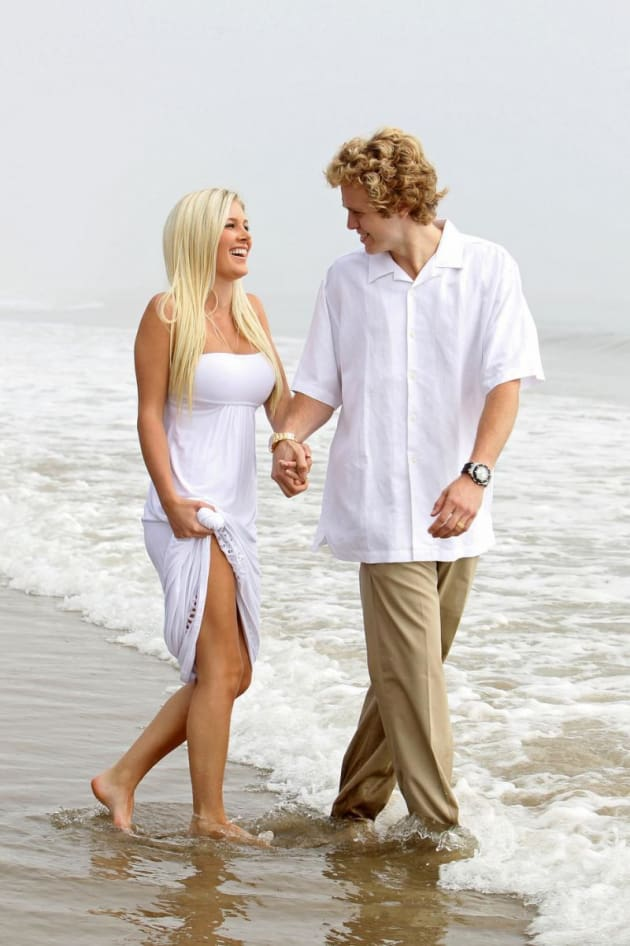 Romantic Malibu Stroll