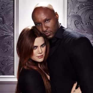 Khloe & Lamar Photo