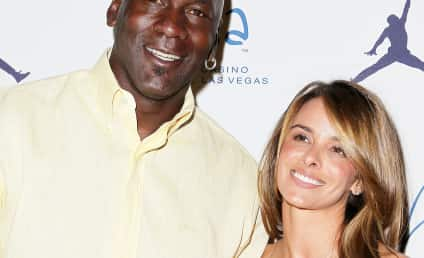 Michael Jordan and Yvette Prieto: Married!