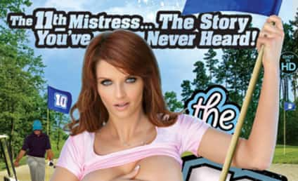 Joslyn James to Release Tiger Woods-Themed Porno