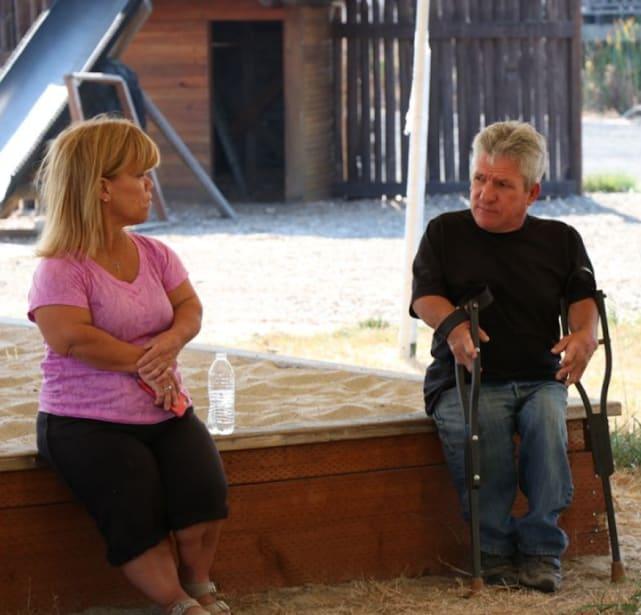 Matt and amy talk the farm