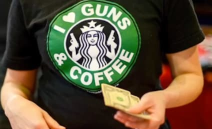 Starbucks CEO to Customers: No Guns in the Store!