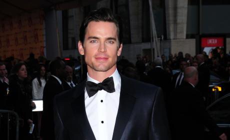 Should Matt Bomer play Christian Grey in Fifty Shades?
