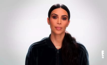 Kim Kardashian: I Must Prepare My Uterus for Pregnancy!