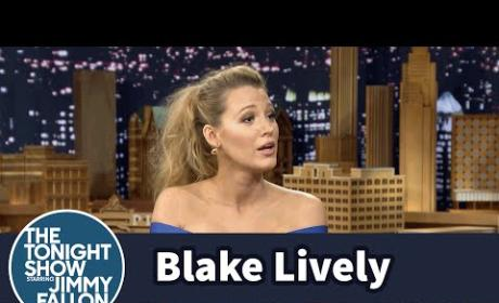 Blake Lively on Ryan Reynolds Sex Scenes: They're Torture!