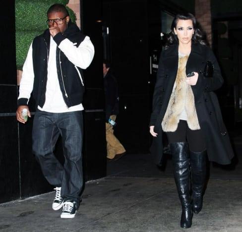 Bush and Kim